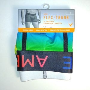 American Eagle Flex Trunk - Rainbow Design